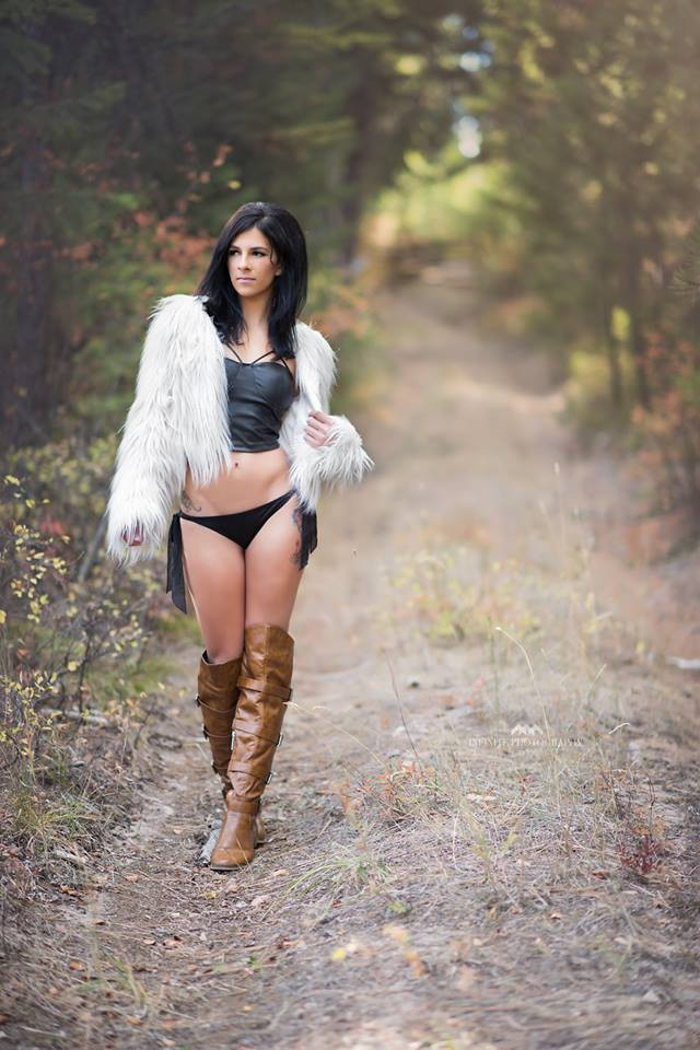 Best Missoula Photographer - Photographers - Infinite Photography - Fitness - NPC Bikini - Big Sky - Model