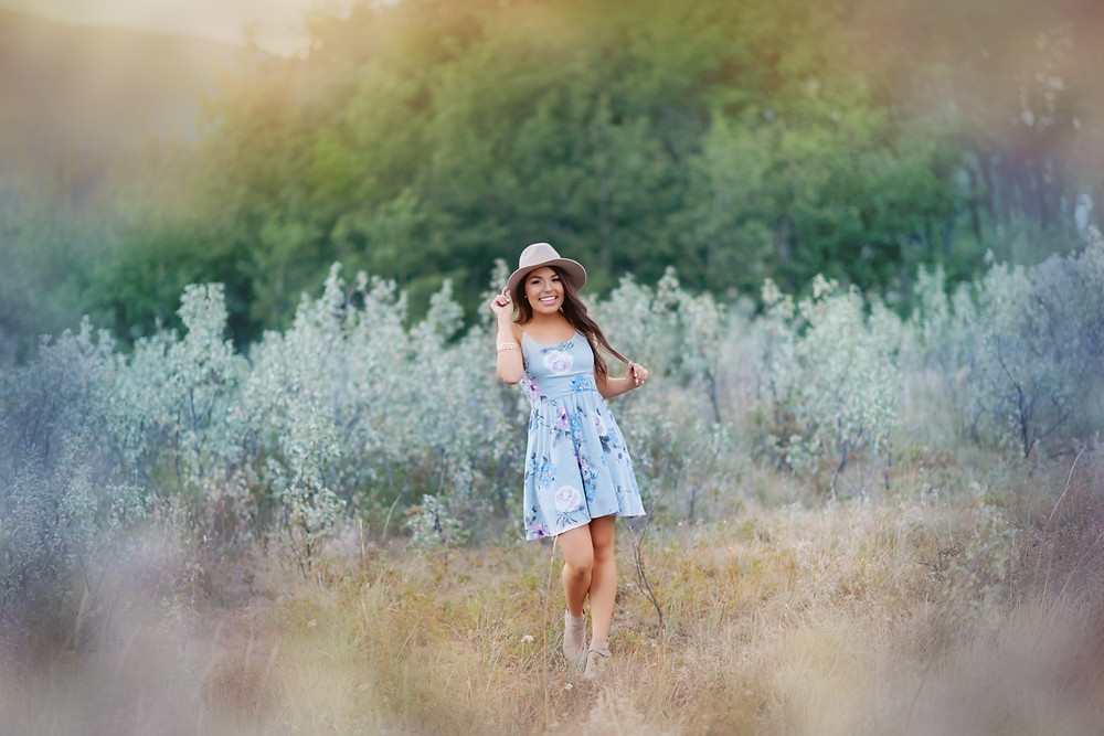 Montana Senior Portrait Photographer | Infinite Photography Missoula | Great Falls High School Senior | Jennifer