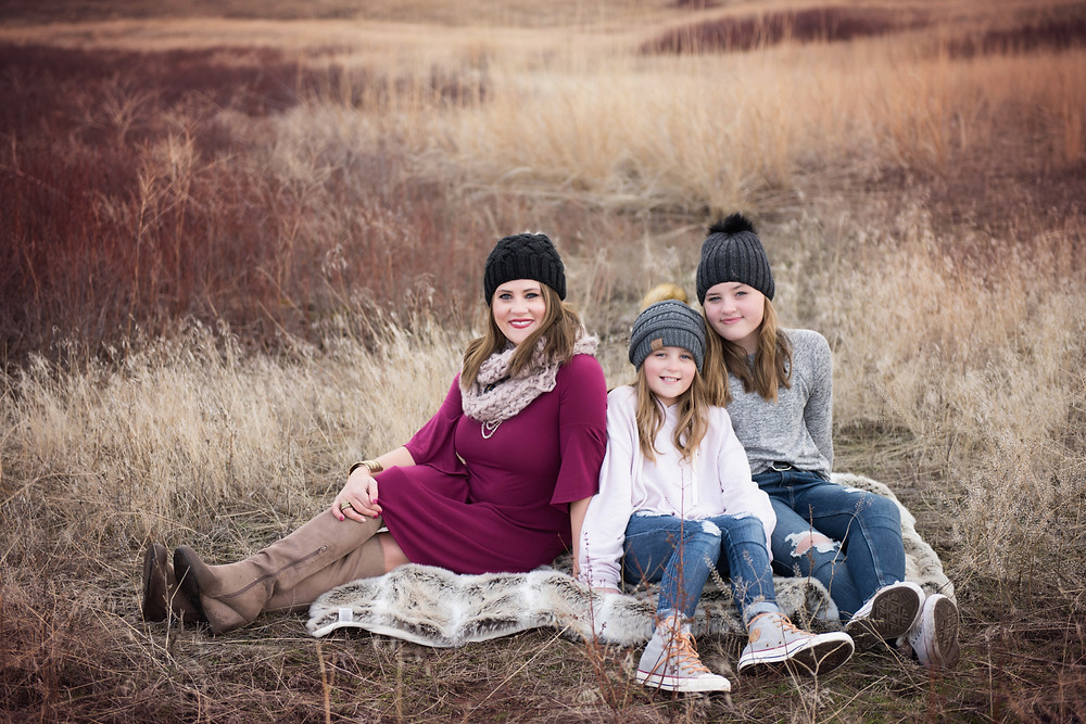 Missoula - Montana Photographer - Photographers - Infinite Photography Missoula - Family - National Bison Range