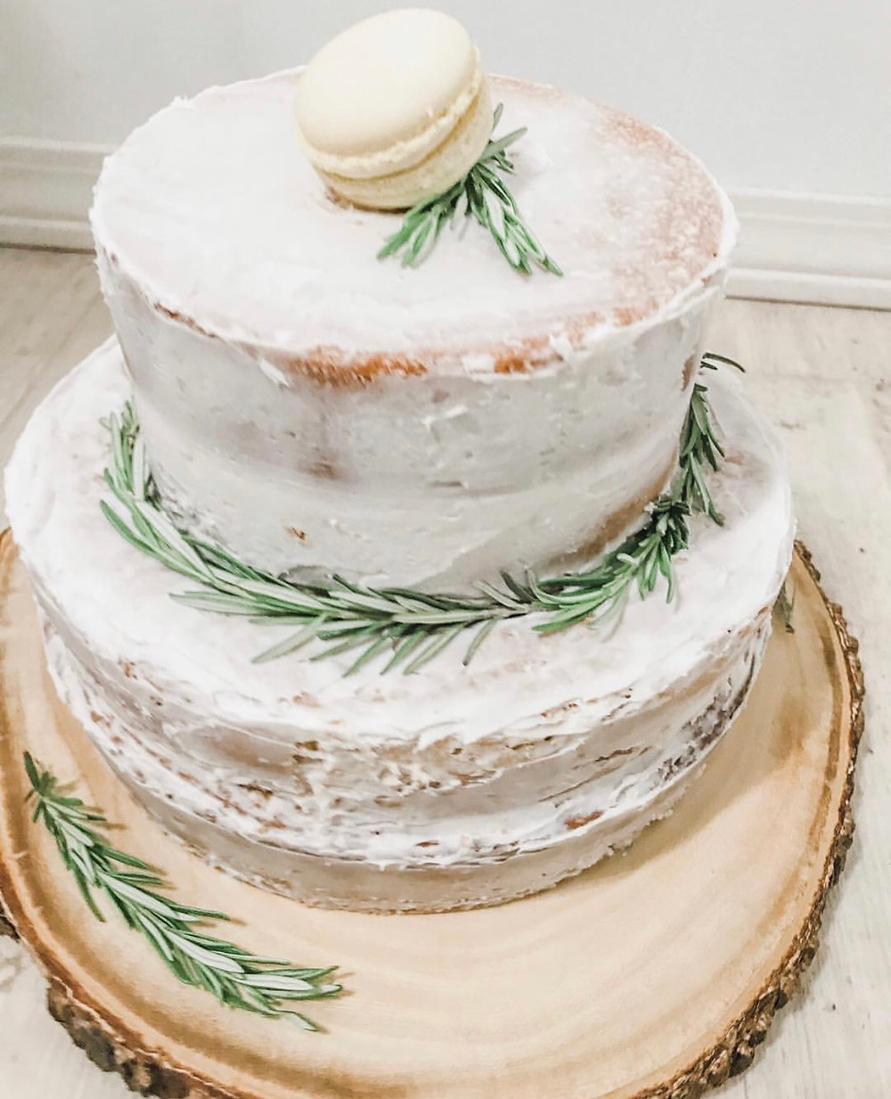 Magnolia | Organic Naked Cake Recipe | Sayidah Dupuis Felsman | Loyola and St. Joseph School Bash | Missoula Photographer | Infinite Photography Missoula