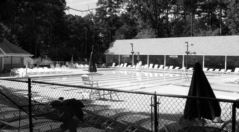 Pool/Pavilion Rental - 2 hr