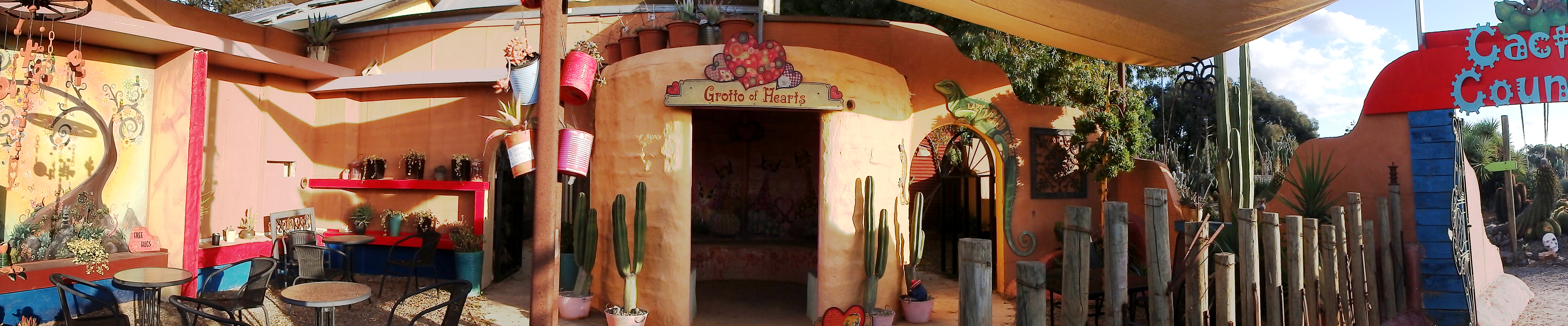 Grotto of Hearts