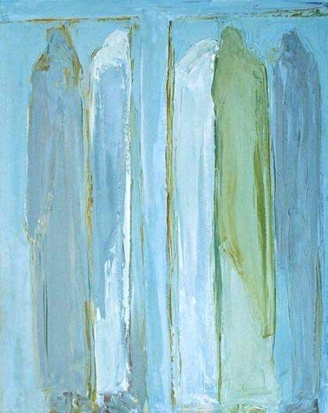 'At the Foot of the Cross' - Macha  Chmakoff, 1990's