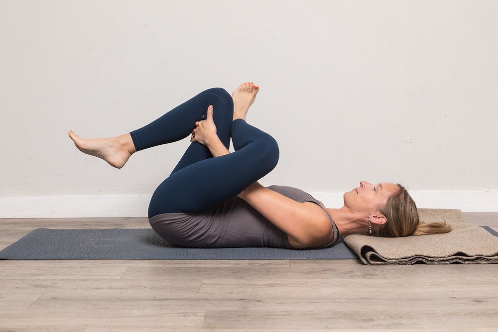 Stretch for tight hips