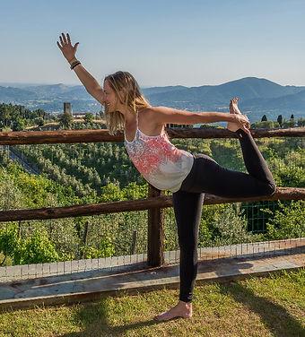 Yoga Holiday in Tuscany