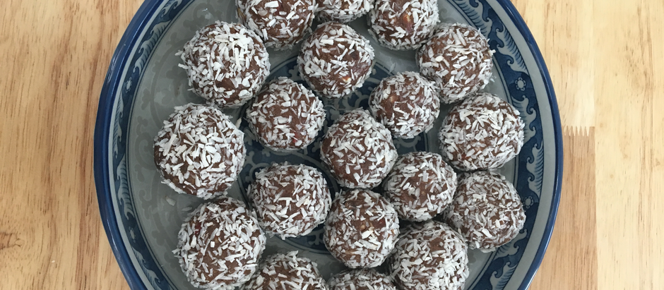 Healthy and Delicious Energy Balls