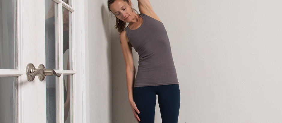 Stretches to Relieve Tight Shoulders