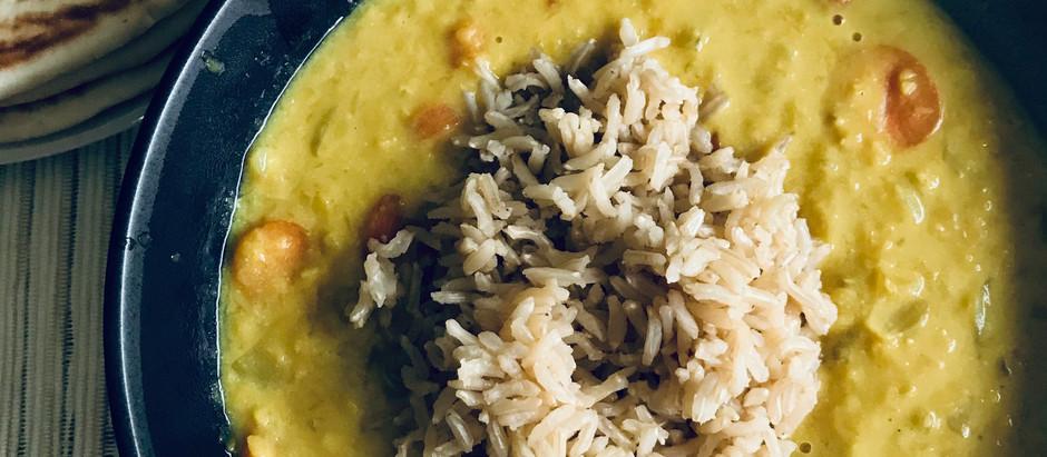 Lyndsay's Warming Lentil Soup
