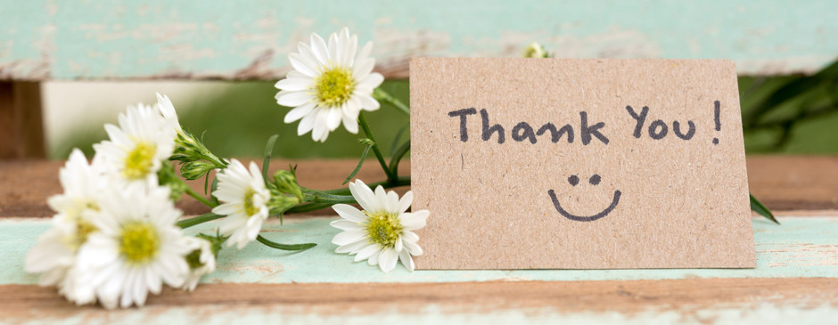 The Attitude of Gratitude and Abundance.