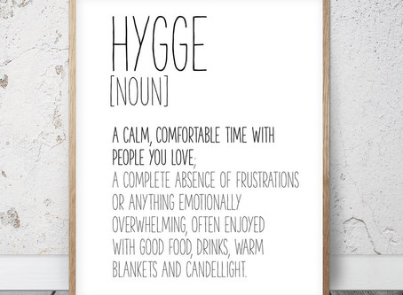 【Futurus解密】Hygge! 能吃進肚子的北歐式快樂