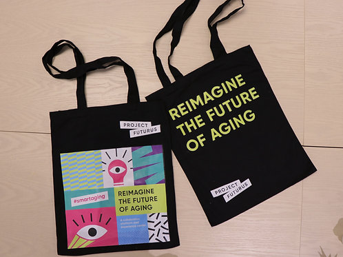 The Project Futurus Tote Bag