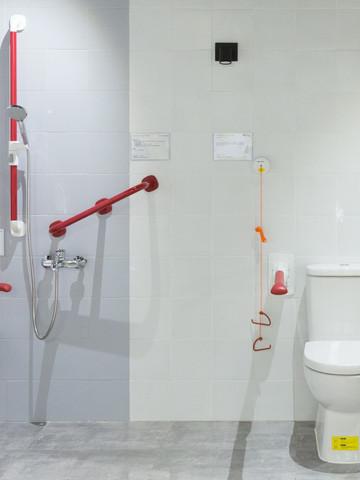 芬蘭Korpinen抗菌無障礙浴室