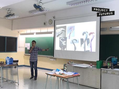 【Futurus學校】營銷工作坊(第一節):擔任一天產品設計師