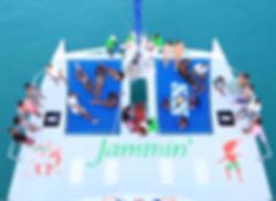 jammin-catamaran-barbados-aerial-view-sl