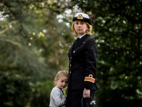 Working Mothers Project - Surgeon Lieutenant Commander