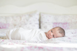 Newborn lifestyle photoshoot