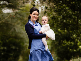Working Mothers project - Gynaecology Nurse