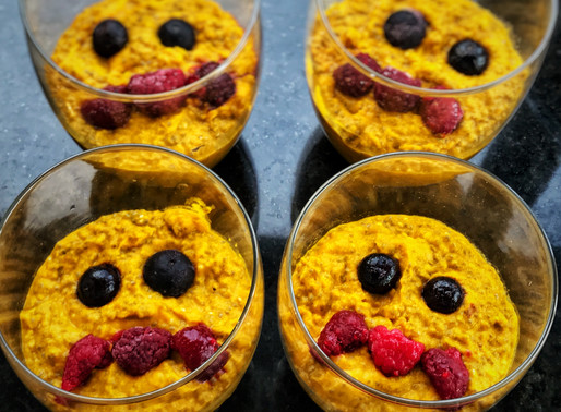 HEALTHY HALLOWEEN RECIPES (Super easy!)