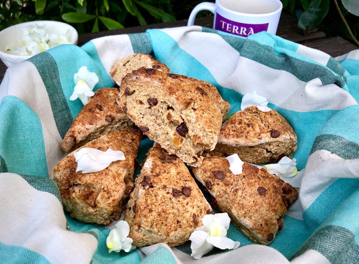 SWEET & YUMMY SCONES