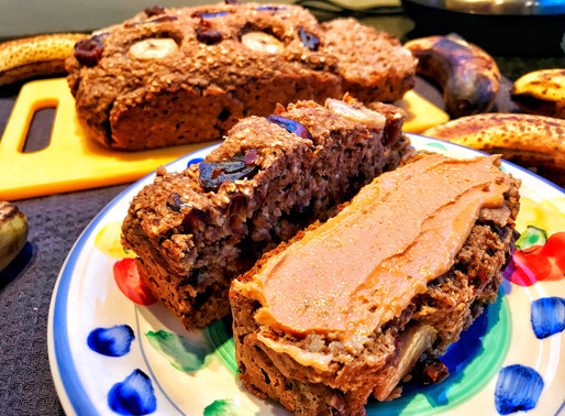 WHOLEFOOD BANANA BREAD