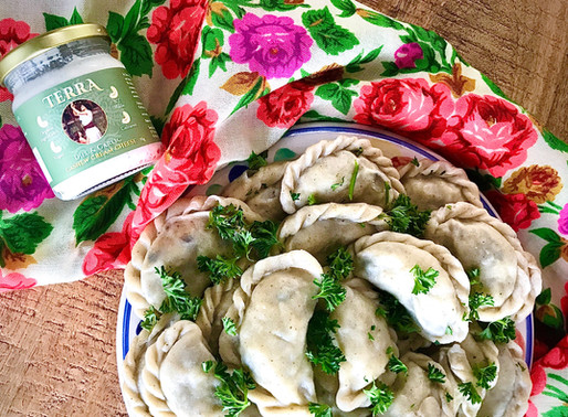 VARENIKI (Eastern European Dumplings)