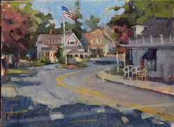 Osterville in Colors    12x16