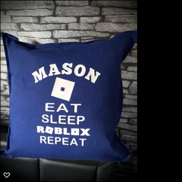 50 x 50cm cushion £25