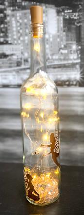 Light Up Wine Bottle £12