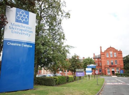 MMU Cheshire Campus