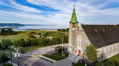 Baie-Comeau_Attrait_Église-Sainte-Amélie