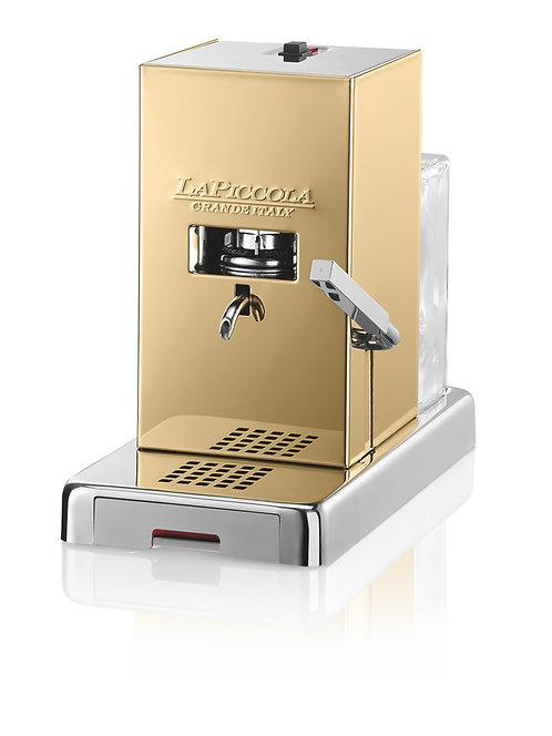 La Piccola Espresso machine Gold