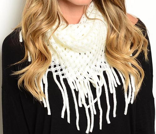Callie Quilted Scarf