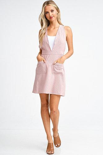 Blaine Overalls Dress