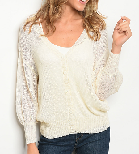 Breezy Baby Knit Top