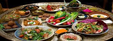A origem da culinária libanesa
