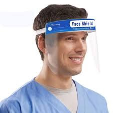 Face Shield- 10/ct.