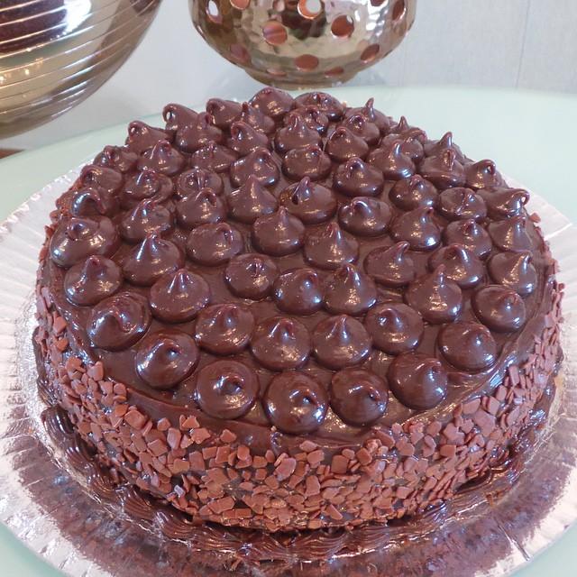 Chocolate com Beijinho