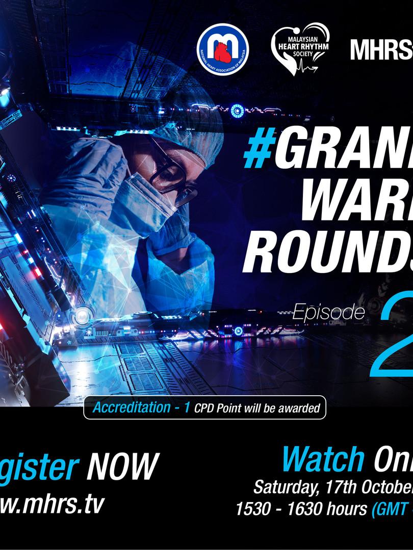 #GrandWardRounds | Season 1