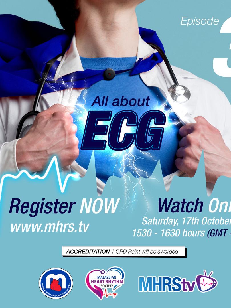 All About ECG | Season 1