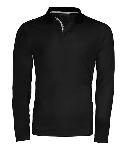 Jib Long Sleeve Polo