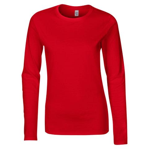 Women's Cotton Long Sleeve T-Shirt