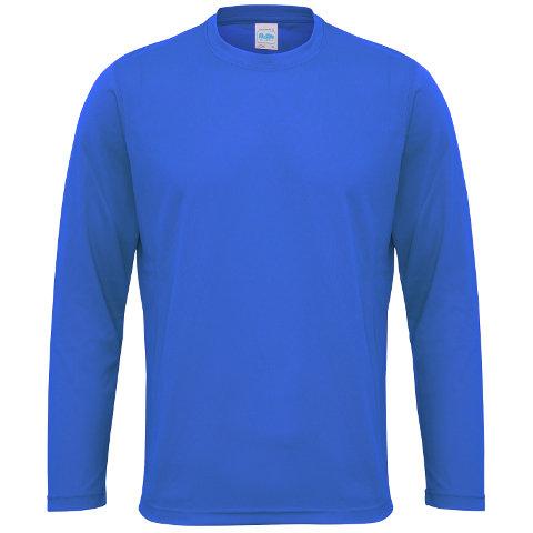 Men's Cool-Breeze Long Sleeve T-Shirt