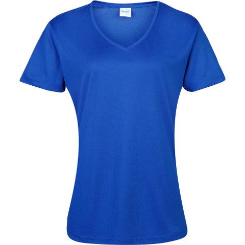 Women's Cool-Breeze V-Neck T-Shirt