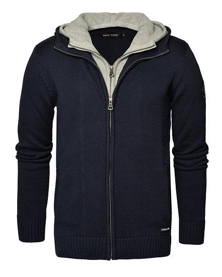Navigator Zip Sweater