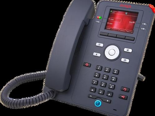 Teléfono IP Avaya J139 + fuente de poder