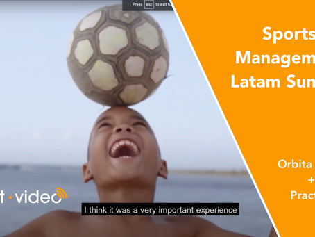 Watch how Sports Management LATAM summit attracted over 6,000 viewers with their first virtual event