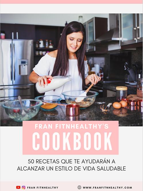 Fran Fitnhealthy's Cookbook