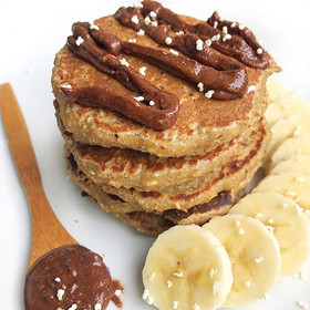 Pancakes de 4 Ingredientes