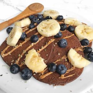 Pancakes de Trigo Sarraceno
