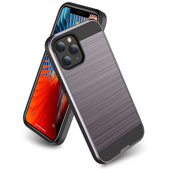 iPhone 12 Case Brushed Surface Protective iPhone Case 6 - 12
